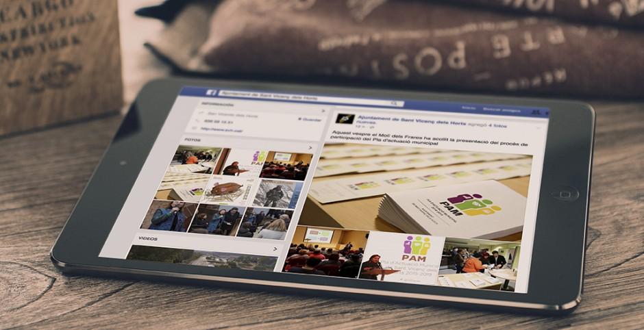 Gestió de xarxes socials i nova comunicació ciutadana